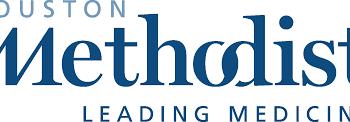 Houston Methodist logo.